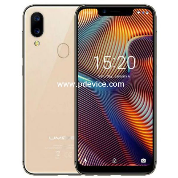 UMIDIGI A5 Pro Smartphone Full Specification